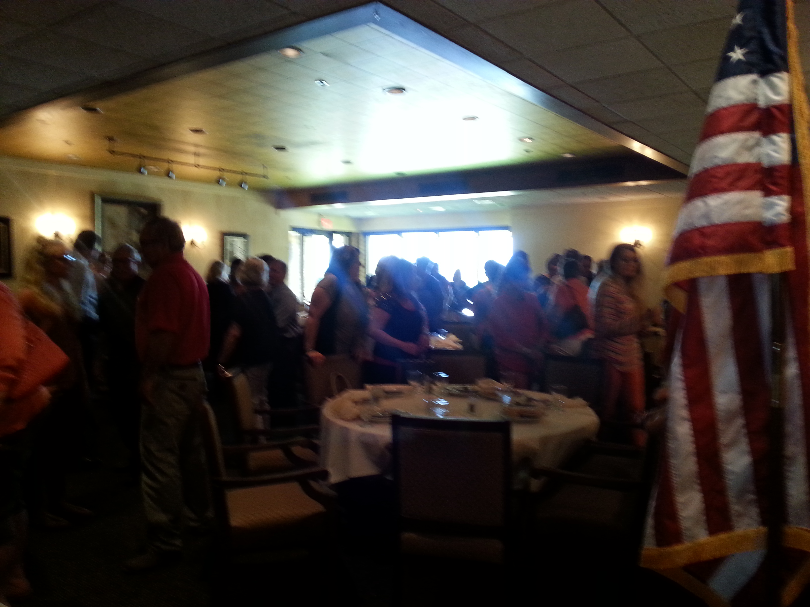 July Board Luncheon Sponsored By Garden City State Bank