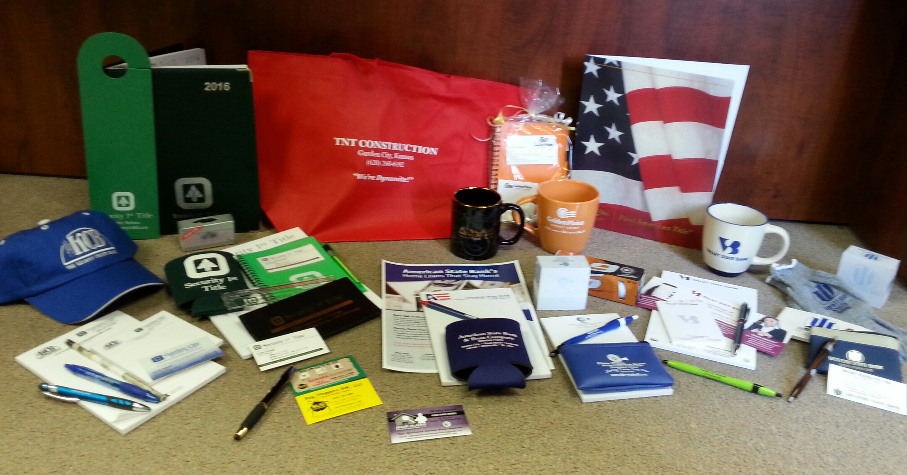 New Realtor Member Gift Bags From The Affiliates