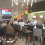 October Board Luncheon – Sponsored by Well Fargo