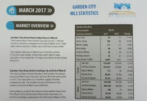 March 2017 Stats