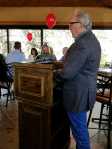October Board Luncheon sponsored by Wells Fargo Home Mortgage