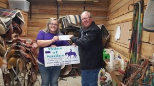 GCBOR 2017 Donation
