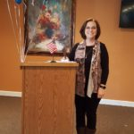 2018 Board President Vicki Germann