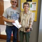 Winner of 2 Chamber Gift Certificates, Betty.