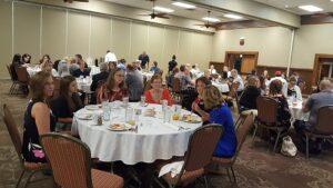 GCBOR sponsor the Garden City Chamber Breakfast