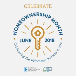 June Home Ownership Month