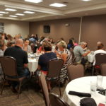 July Board Luncheon Sponsored by The Kearny County Bank