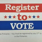 The Garden City Board of REALTORS® encourages everyone to register to vote. You must register to vote by July 17th to vote in the Primaries.