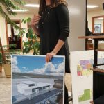 Rachelle Powell from the Garden City Regional Airport talks about the airport expansion.