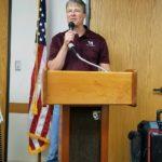 Jim Randall Valley State Bank luncheon Sponsor