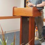 Speaker Kaleb Kentner